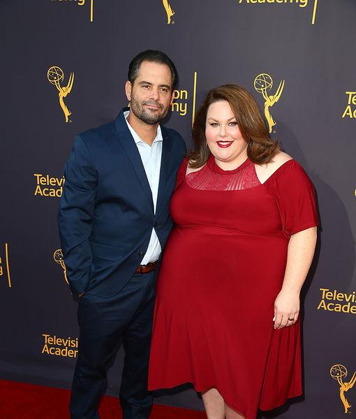 Chrissy Metz & Josh Stancil Split   ExtraTV.com