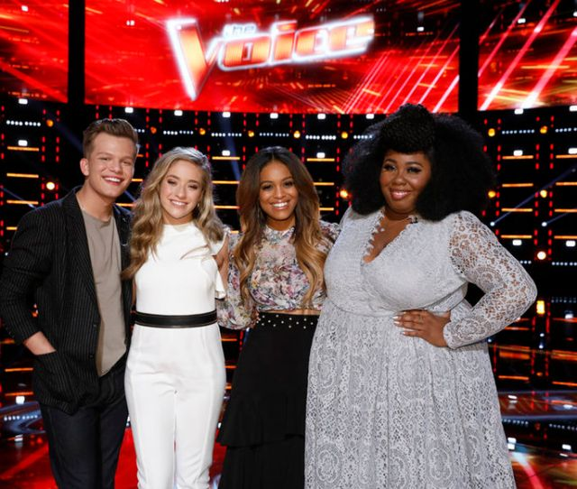 The Voice Finale Live Blog Who Is The Season 14 Winner