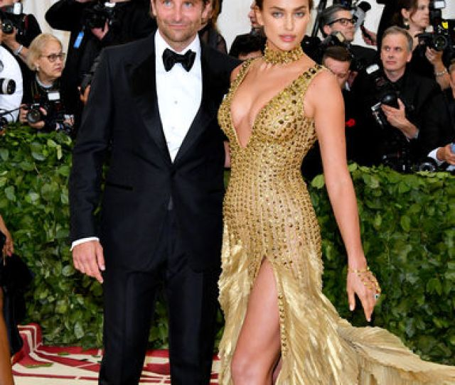 Irina Shayk Shows Bradley Cooper What Hes Missing With Her Cheeky Celebrity News