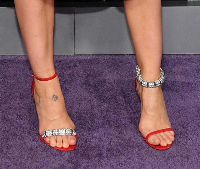 Sarah Paulson Shoes Getty