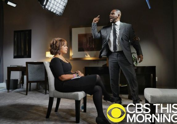Image result for gayle king interview