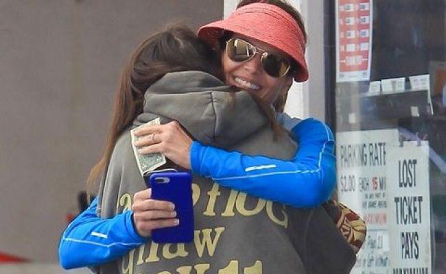 Lori Loughlin Daughter Share Public Embrace Amid Court
