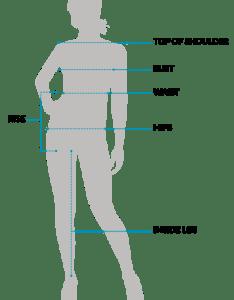 Women   size diagram also the essential guide getting best fit ezibuy rh