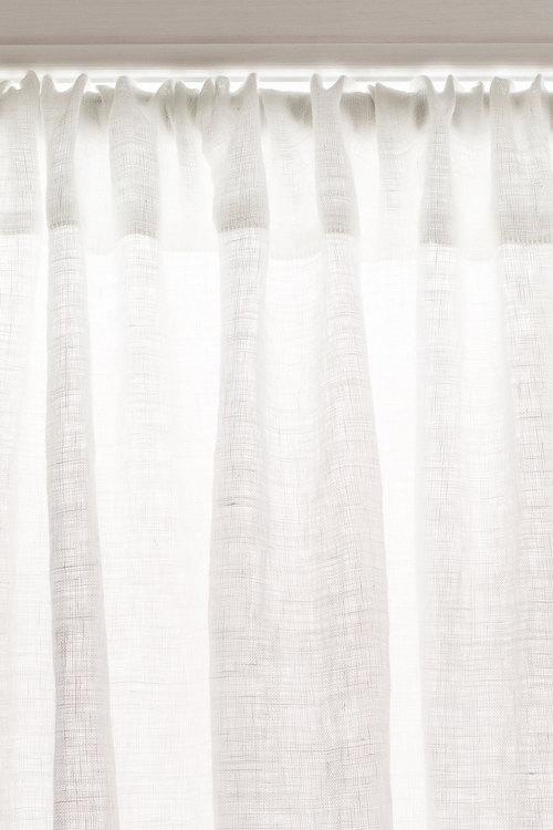 Linen Look Curtains Nz