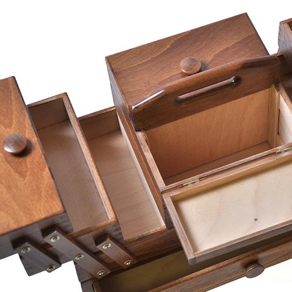 boite a couture avec tiroir 2 aumuller
