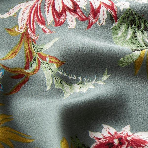 georgette jardin fleuri japonais