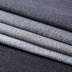Tela de tapicería Melange Vidar gris claro Telas para