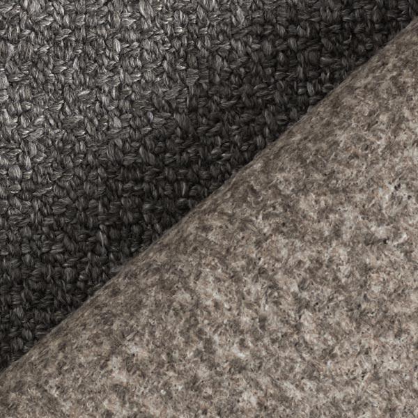 tissu de decoration et d ameublement chine recycle gris fonce