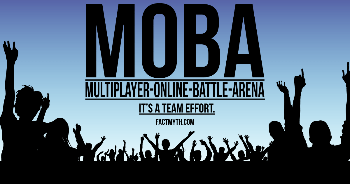 MOBA Game Populer
