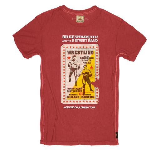 limitiertes T-Shirt Preis: 65-70 $
