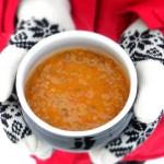 Mustig linssoppa