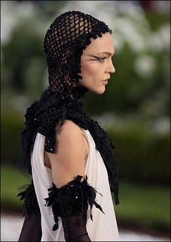 Image result for Chanel Haute Couture Fall/Winter 2007