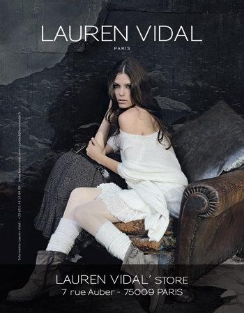 Opéra Garnier, Lauren Vidal