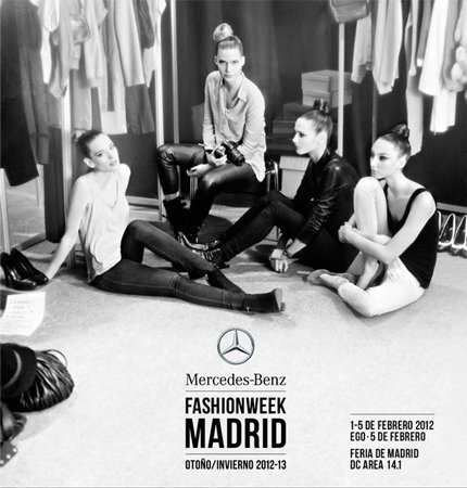 Cibeles Madrid Fashion Week, Mercedes-Benz Fashion Week