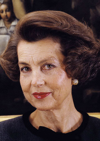 LOreal says Liliane Bettencourt quits board  News  Appointments 234229