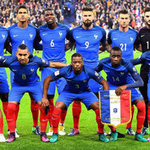 The world cup has been played every four years to determine the top soccer team on the globe, except in the years 1942 a. Nike Extends Kit Sponsorship Of France National Football Team In Record Deal News Business 762524