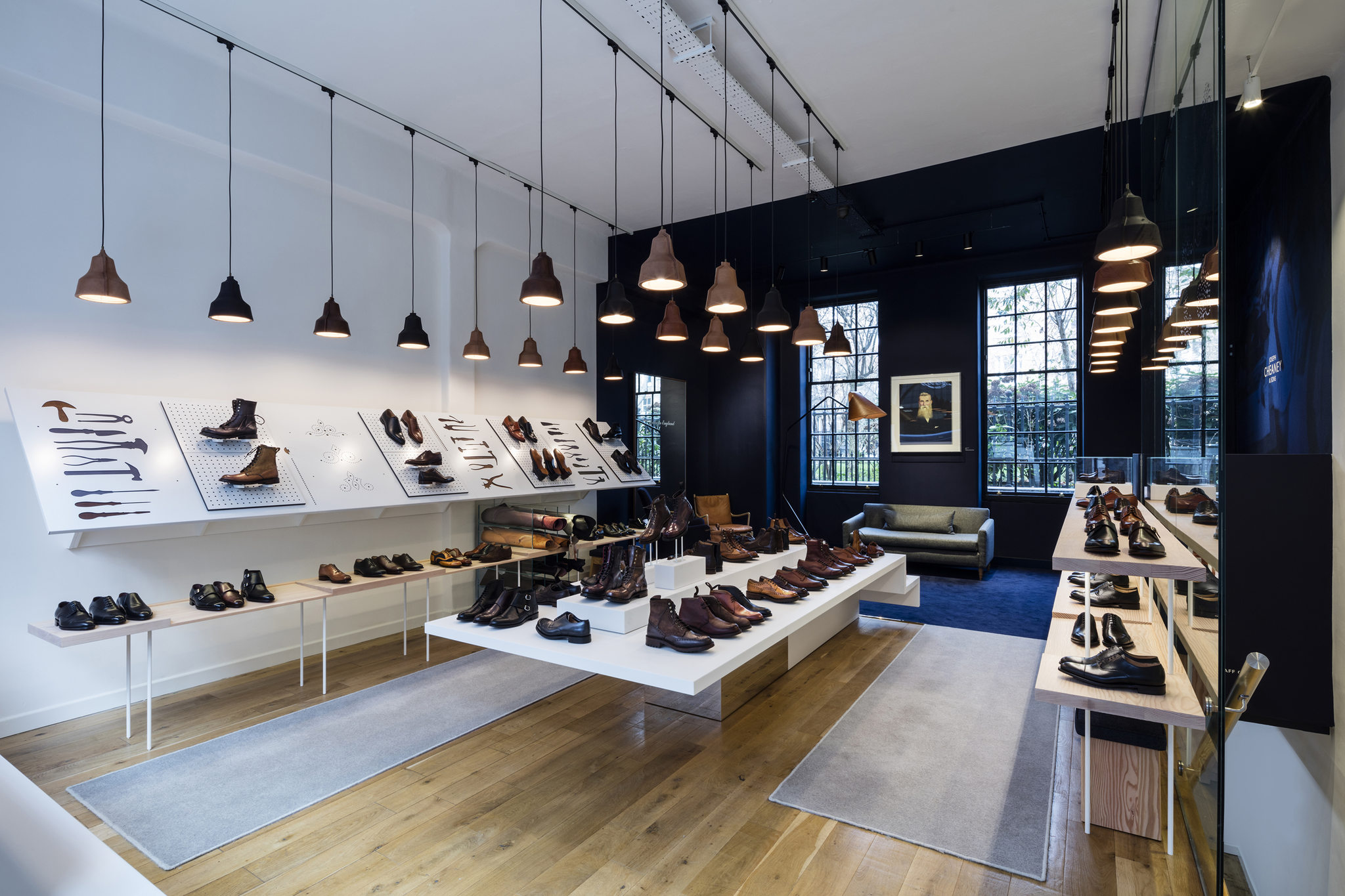 Joseph Cheaney opens statement store in Covent Garden  News  Retail 795187