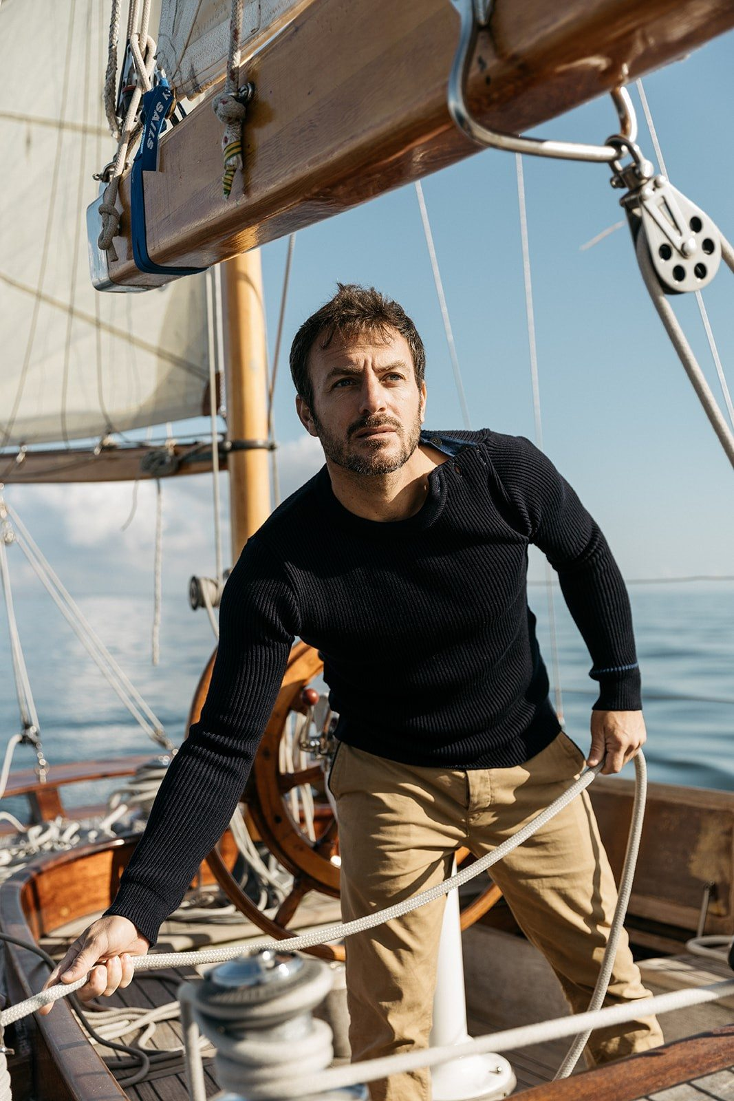Marie Tabarly Et Son Compagnon : marie, tabarly, compagnon, Marie, Tabarly, Taille