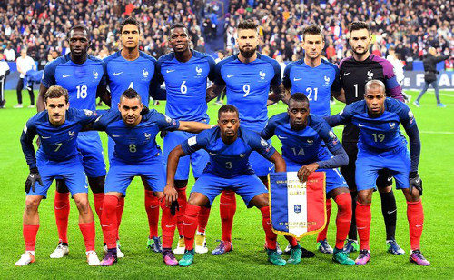 France (106.3k followers) live scores, lineups, video highlights, push notifications, player profiles. Nike Extends Kit Sponsorship Of France National Football Team In Record Deal News Business 762524