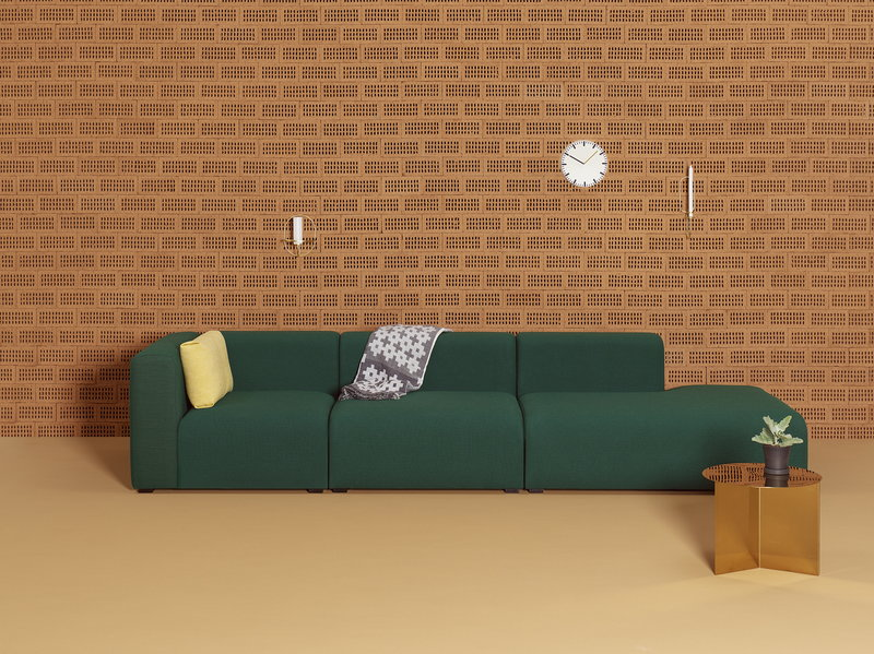 hay sofa kvadrat raymour and flanigan sectional mags 3 seater grey finnish design shop