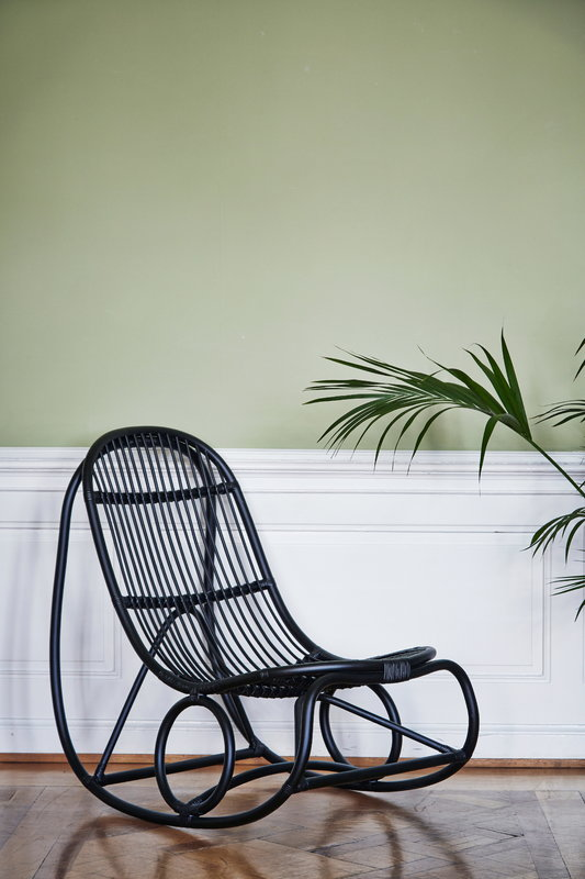 black rocking chairs bentwood for sale sika design nanny chair finnish shop