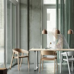 Chair Cover In Australia Picnic Time Portable Folding Sports Muuto Chair, Oak | Finnish Design Shop