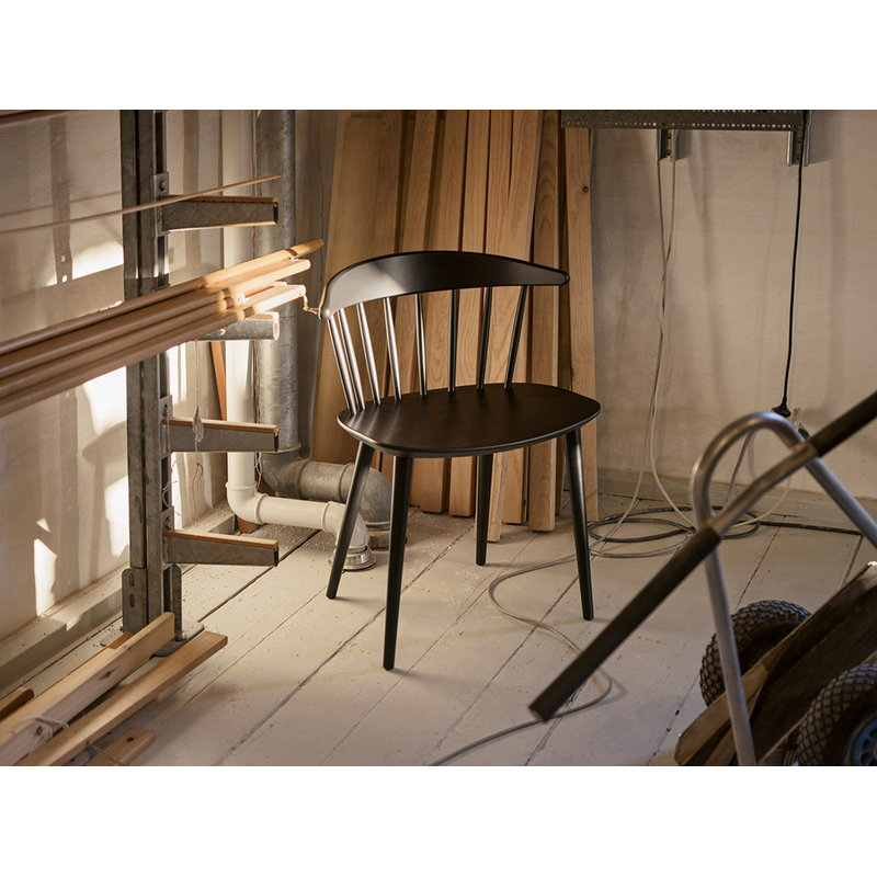 Hay J104 chair black  Finnish Design Shop