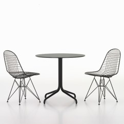 Black Wire Chair Home Office No Wheels Uk Vitra Dkr Finnish Design Shop