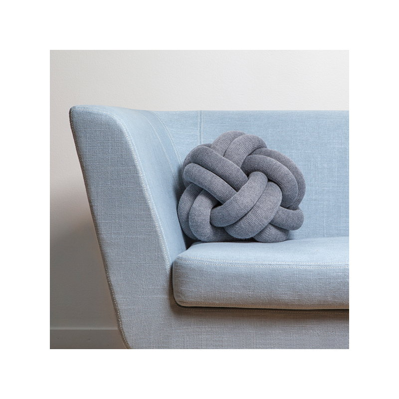 Design House Stockholm Cuscino Knot rosa  Finnish Design
