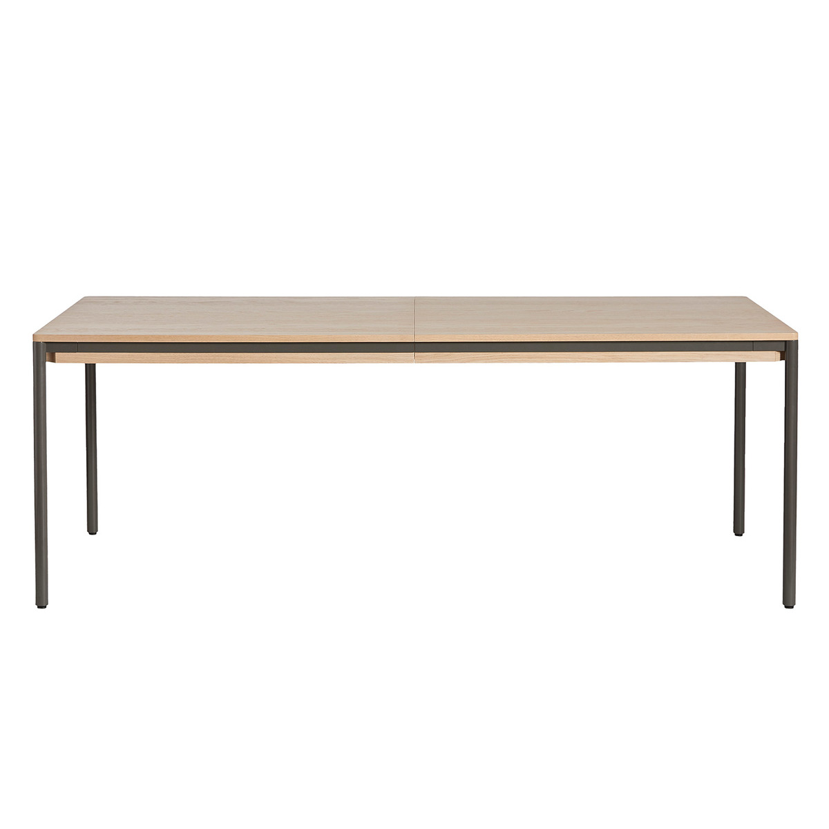 Woud Piezas Extendable Dining Table 200 X 95 Cm Oak Finnish Design Shop