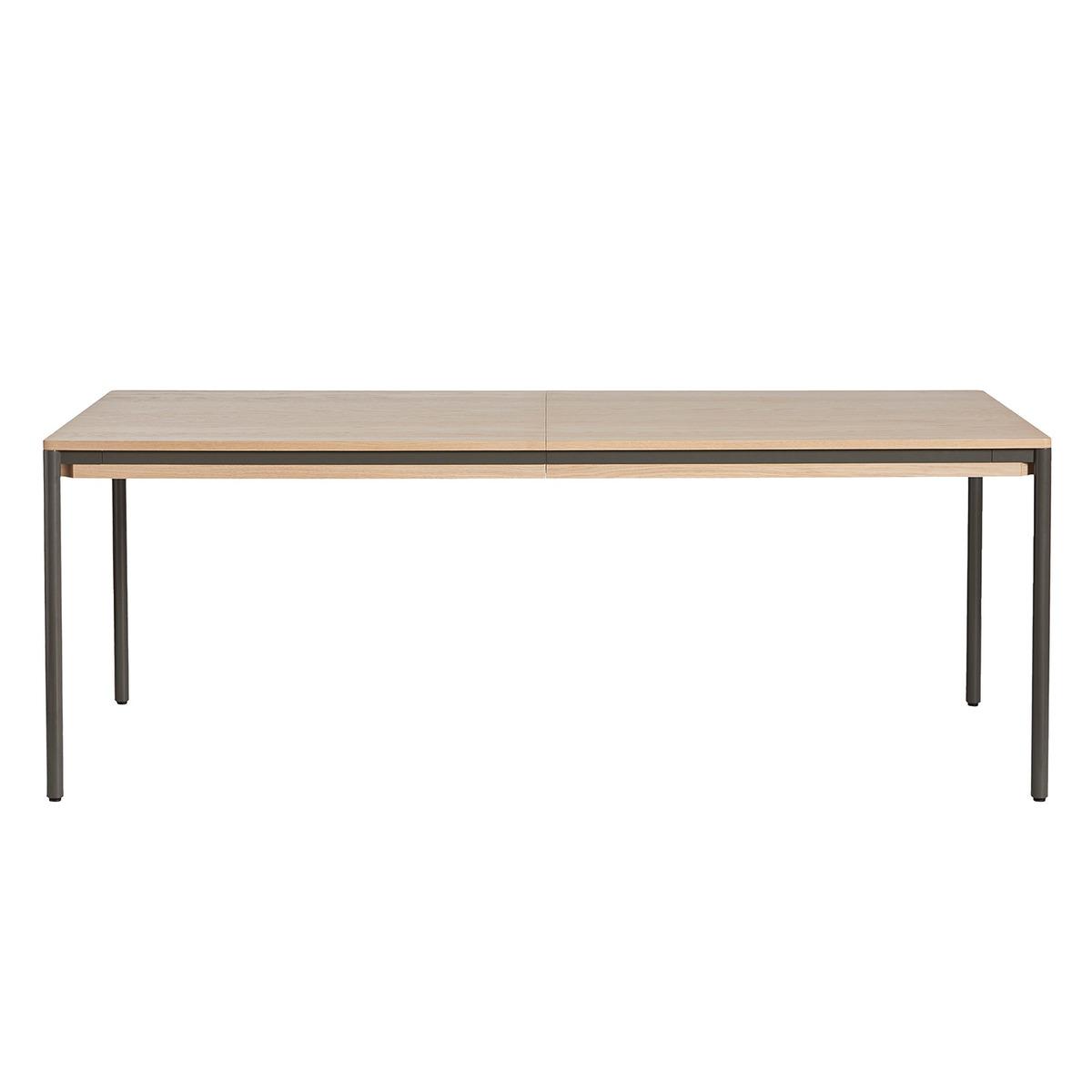 Woud Piezas Extendable Dining Table 200 X 95 Cm Oak Finnish Design Shop