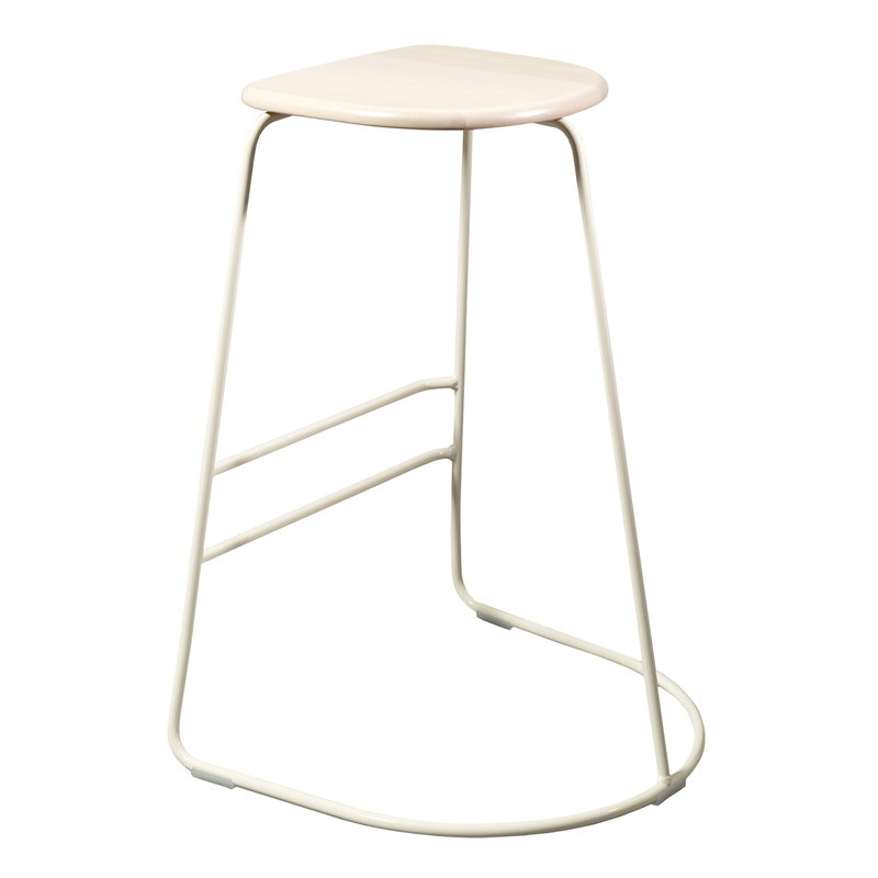 ghost bar chair chromcraft chairs vintage minus tio citizen stool 65 cm white birch finnish