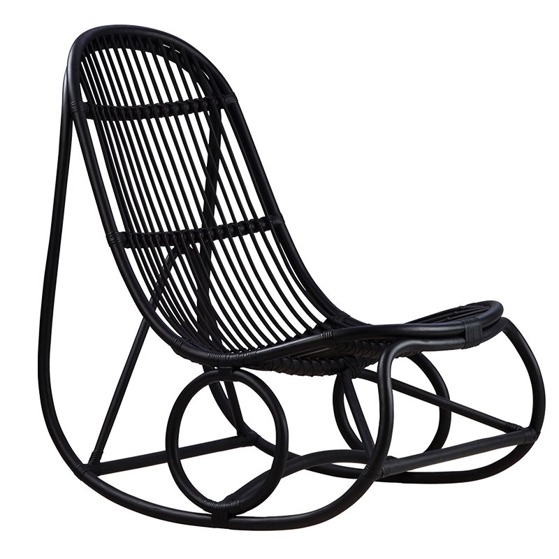 black rocking chairs foldable chair with cushion singapore sika design nanny finnish shop