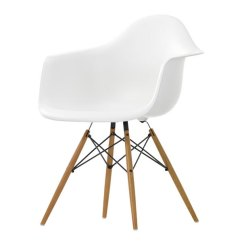 Eames Chair White Make Up Chairs Vitra Daw Maple Finnish Design Shop