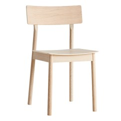 Oak And White Dining Chairs Cool Rocking Woud Pause Chair Pigmented Finnish Design Shop