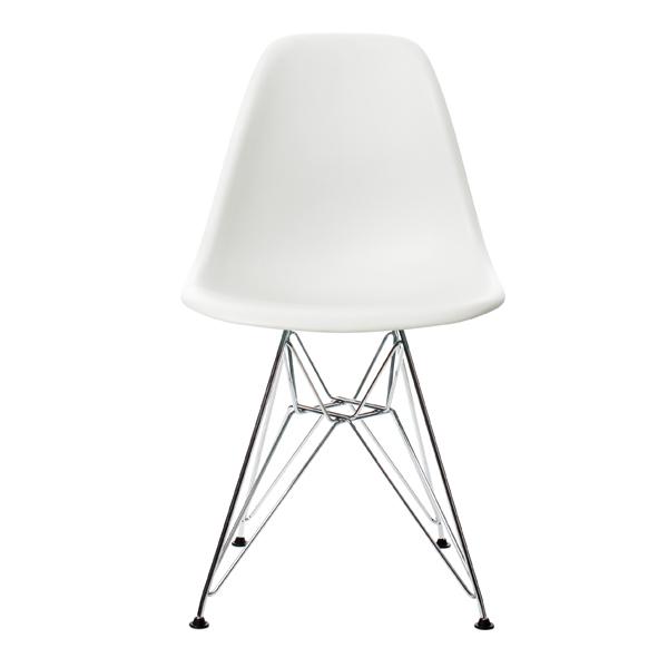 eames chair white cheap cover hire london vitra dsr chrome finnish design shop