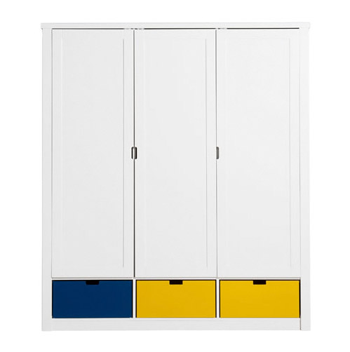 armoire mix match luxe 3 portes