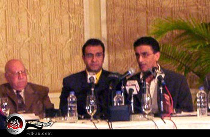 في مؤتمر صحفي ساخن مواجهة عصيبة بين ورثة عبد الحليم حافظ