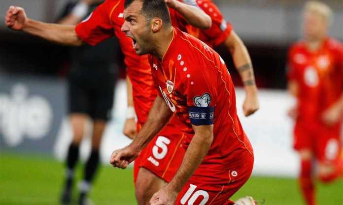FilGoal   News   Macedonia List - The presence of the legend Pandev.. Alewski leads the defense at Euro 2020