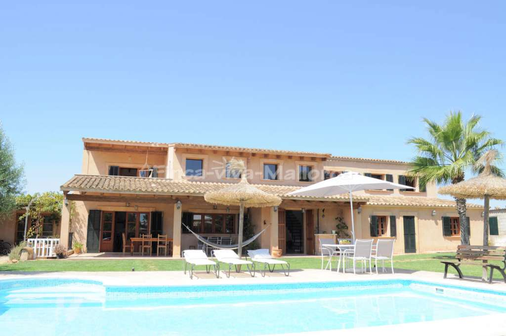 Finca Llanura Ses Salines | Finca viva Mallorca