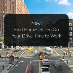 Finding Homes Based on Drive Time