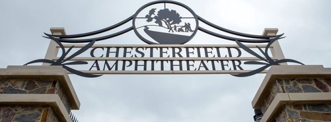 Chesterfield Amphitheater Entrance