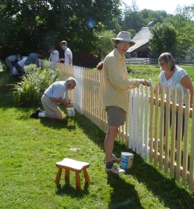 fences and neighbors