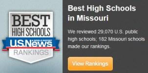 2015 Best High Schools in Missouri