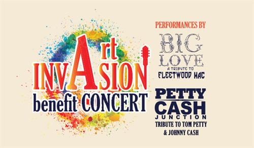 Art-Invasion benefit concert