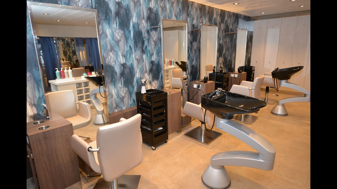 serie 142 chair kiosk design copenhagen dining chairs over the top family suite on symphony of seas is built for fun hair stations in salon at vitality sea spa