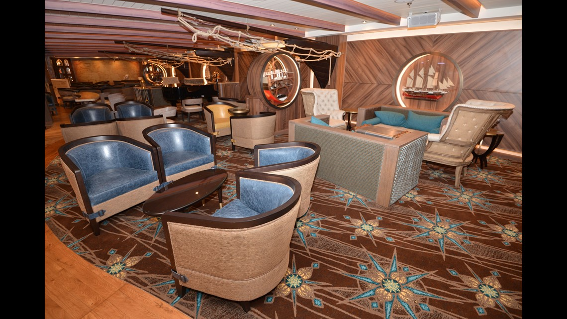 serie 142 chair kiosk design macys furniture chairs over the top family suite on symphony of seas is built for fun nautically themed schooner bar an icon royal caribbean ships located deck 6 overlooking promenade