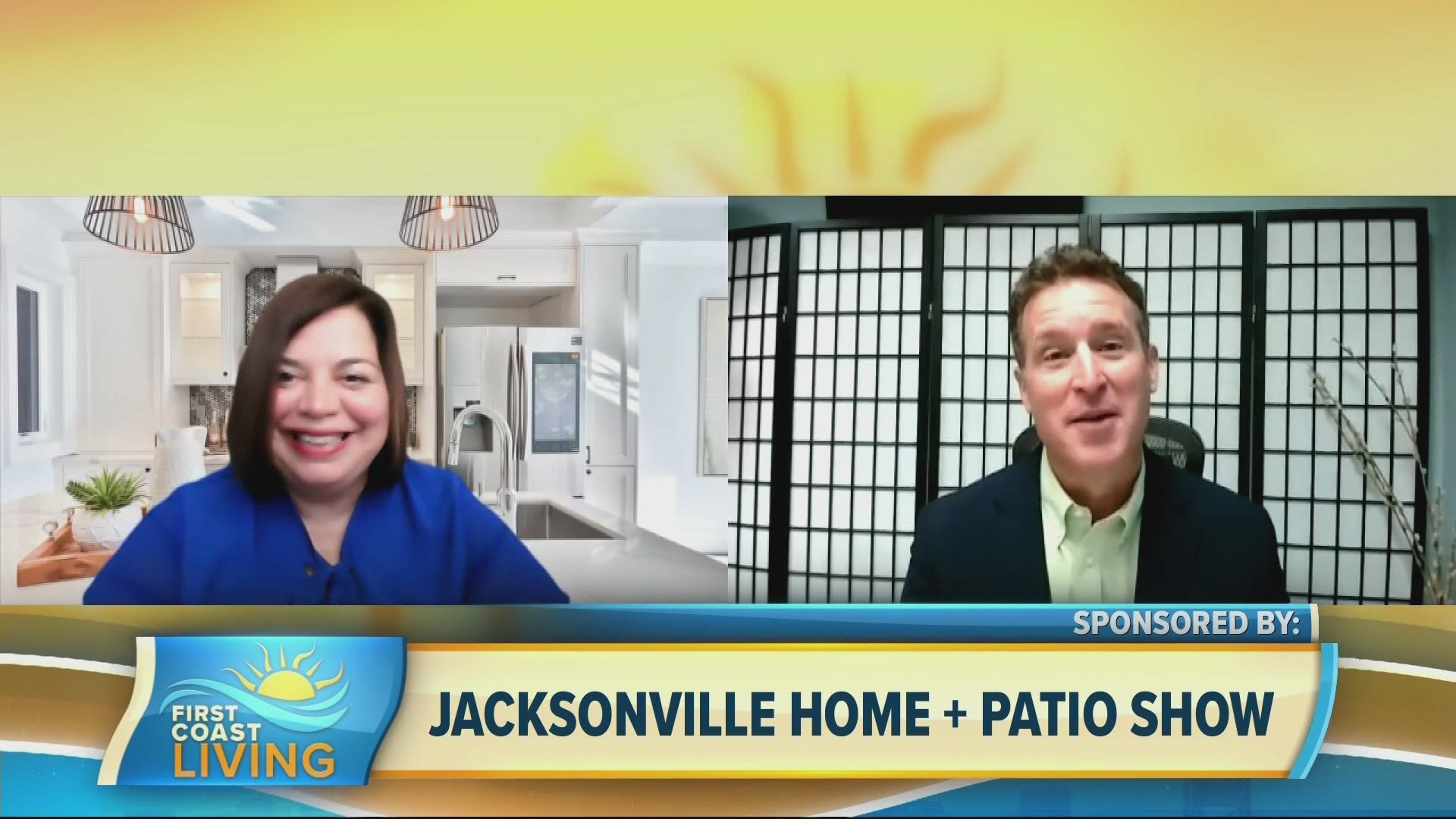 https www firstcoastnews com article entertainment television first coast living home and patio show turns into a garden party 77 f8fd4d92 c70b 415d 8e16 3275e1e7ba4d