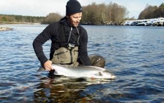 River dee fly fishing