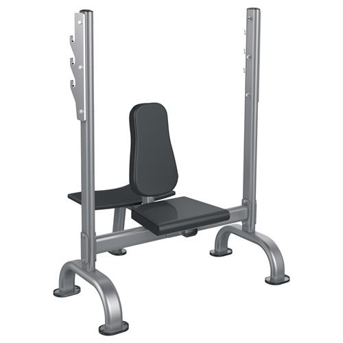 Banc De Musculation Avec Chandelles FitnessBoutique